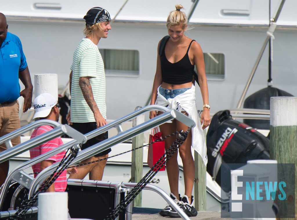 Justin Bieber, Hailey Baldwin, EXCLUSIVE